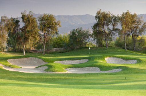 Sand Trap「Palm Springs Golf Course」:スマホ壁紙(19)