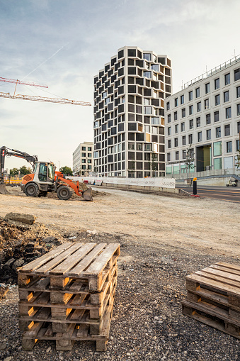 Earth Mover「Modern high-rise residential building in Munich, Germany」:スマホ壁紙(11)