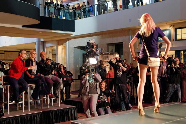 """Germany's Next Top Model「Heidi Klum Tapes """"Germany's Next Topmodel"""" In Las Vegas」:写真・画像(14)[壁紙.com]"""