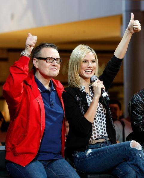 """Germany's Next Top Model「Heidi Klum Tapes """"Germany's Next Topmodel"""" In Las Vegas」:写真・画像(18)[壁紙.com]"""
