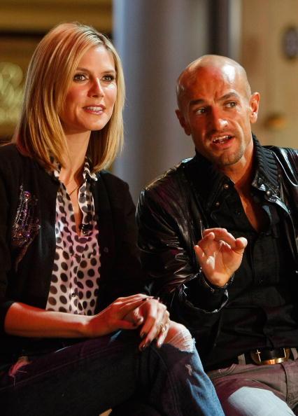 """Germany's Next Top Model「Heidi Klum Tapes """"Germany's Next Topmodel"""" In Las Vegas」:写真・画像(16)[壁紙.com]"""