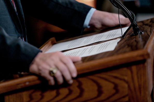 Jacob Moscovitch「Missouri Gov. Mike Parson Holds Press Conference On Planned Parenthood License」:写真・画像(1)[壁紙.com]