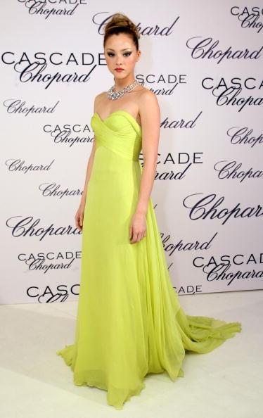 "Flowing「Chopard ""Cascade"" Perfume Launch - Cannes Film Festival 2009 」:写真・画像(8)[壁紙.com]"