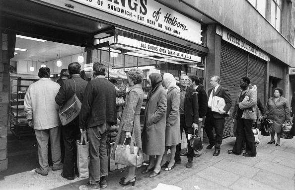 1970-1979「Bread Strikes」:写真・画像(13)[壁紙.com]