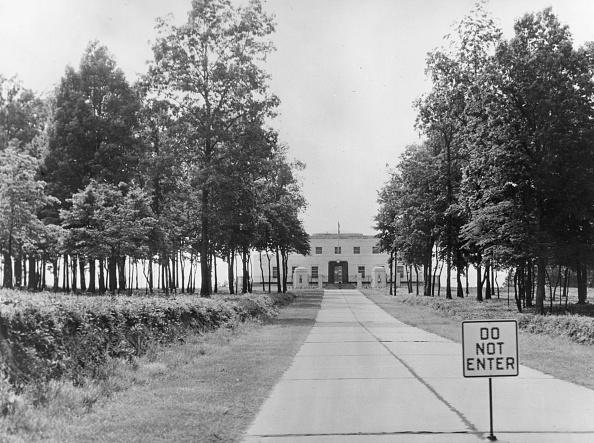 Fort Knox「Do Not Enter」:写真・画像(1)[壁紙.com]