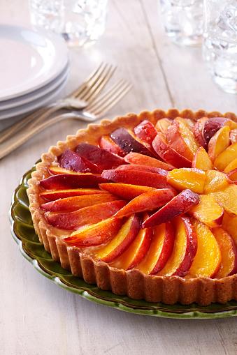 Peach「Nectarine Tart」:スマホ壁紙(18)