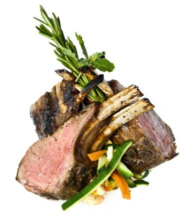 Rack「Lamb Chops and Vegetables」:スマホ壁紙(0)