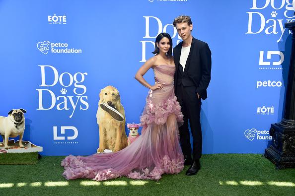 オースティン・バトラー「Premiere Of LD Entertainment's 'Dog Days' - Arrivals」:写真・画像(14)[壁紙.com]
