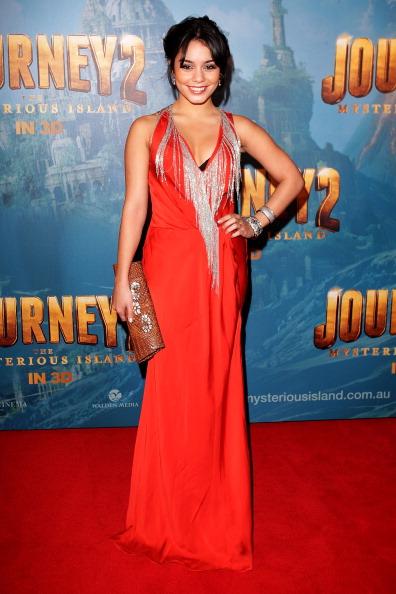 ヴァネッサ・ハジェンズ「'Journey 2: The Mysterious Island' Sydney Premiere」:写真・画像(12)[壁紙.com]