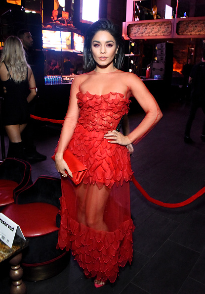 ヴァネッサ・ハジェンズ「Republic Records And Cadillac Host VMA After-Party At Tao Restaurant - Red Carpet」:写真・画像(5)[壁紙.com]