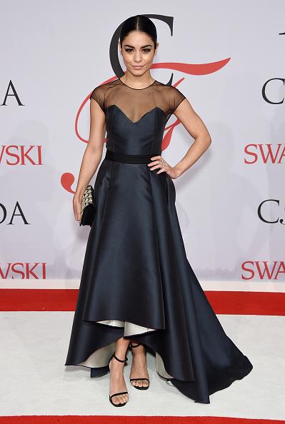 ヴァネッサ・ハジェンズ「2015 CFDA Fashion Awards - Inside Arrivals」:写真・画像(2)[壁紙.com]