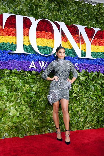 Mini Dress「73rd Annual Tony Awards - Arrivals」:写真・画像(9)[壁紙.com]