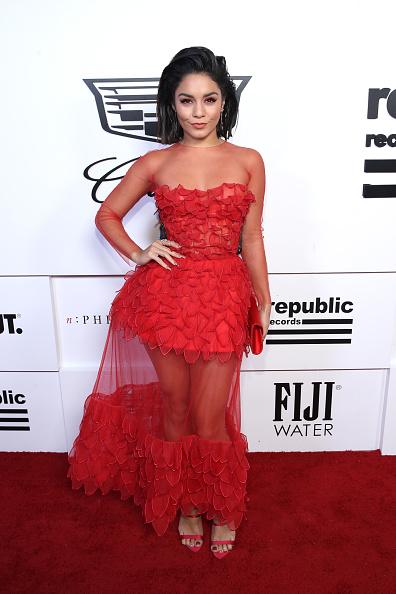 ヴァネッサ・ハジェンズ「FIJI Water at Republic Records' VMA Party」:写真・画像(19)[壁紙.com]