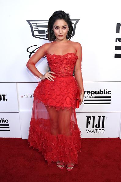 ヴァネッサ・ハジェンズ「FIJI Water at Republic Records' VMA Party」:写真・画像(0)[壁紙.com]