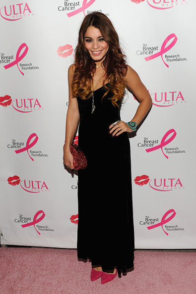 Breast「Vanessa Hudgens Hosts ULTA Beauty's 2nd Annual Donate With A Kiss Event」:写真・画像(14)[壁紙.com]