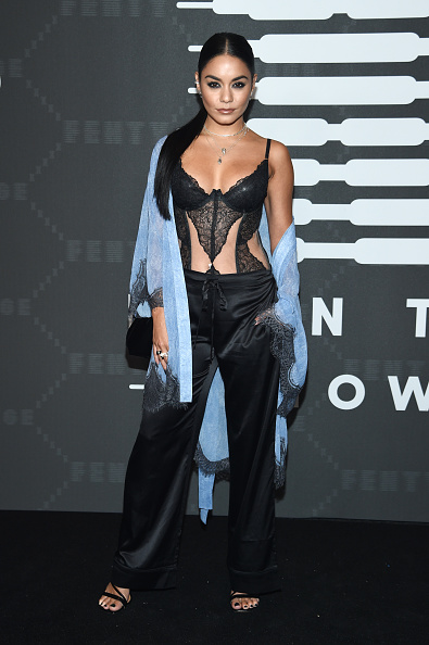Lace - Textile「Savage X Fenty Show Presented By Amazon Prime Video - Arrivals」:写真・画像(12)[壁紙.com]