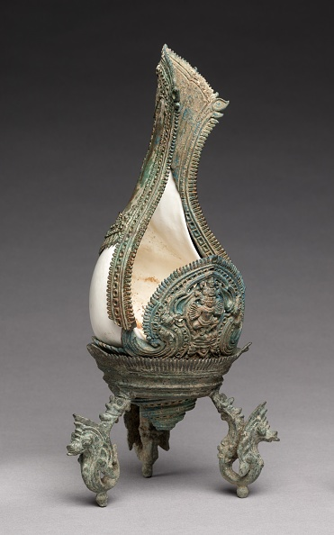 Animal Body Part「Conch Shell With A Figure Of Hevajra」:写真・画像(8)[壁紙.com]