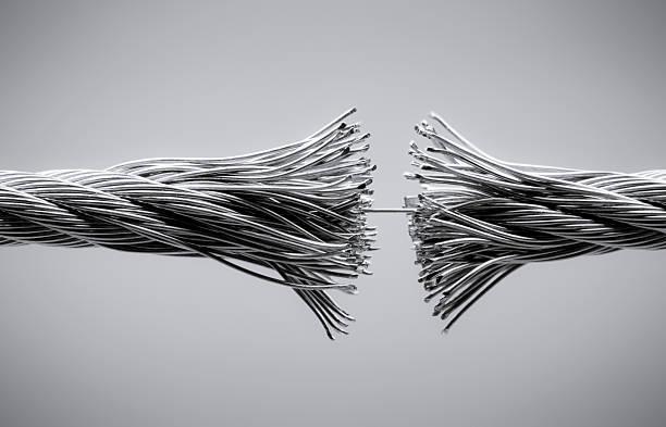 Disrupting wire rope:スマホ壁紙(壁紙.com)