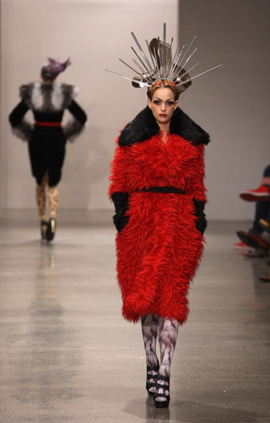 Hosiery「NZ Fashion Week 2011: World - Show」:写真・画像(1)[壁紙.com]