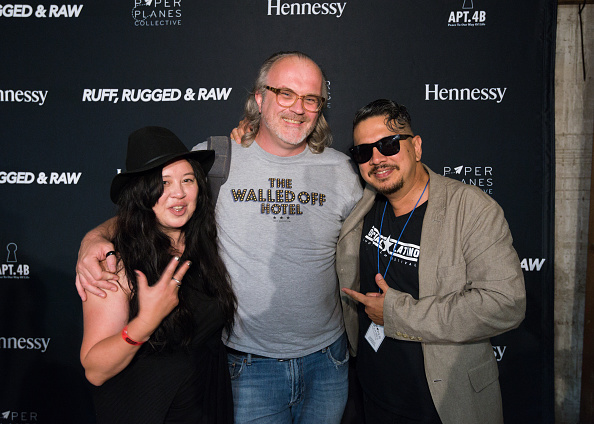 カリフォルニア州「Ruff Rugged & Raw Reception Hosted By Hennessy」:写真・画像(16)[壁紙.com]