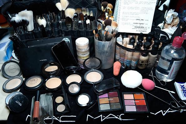 Make-Up「Stella Jean - Backstage - Milan Fashion Week SS16」:写真・画像(2)[壁紙.com]