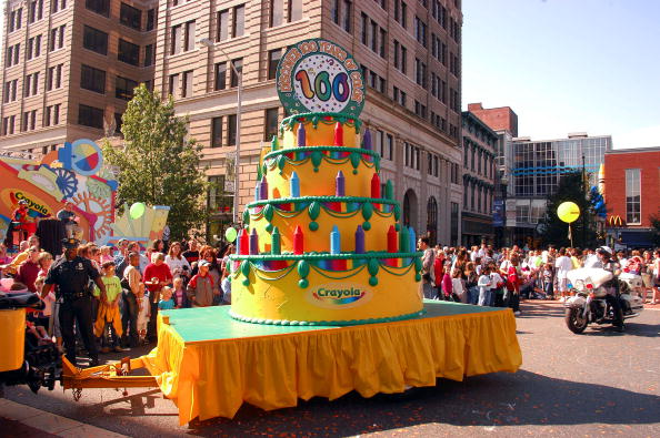 William Thomas Cain「Crayola Crayon Celebrates 100th Birthday」:写真・画像(7)[壁紙.com]