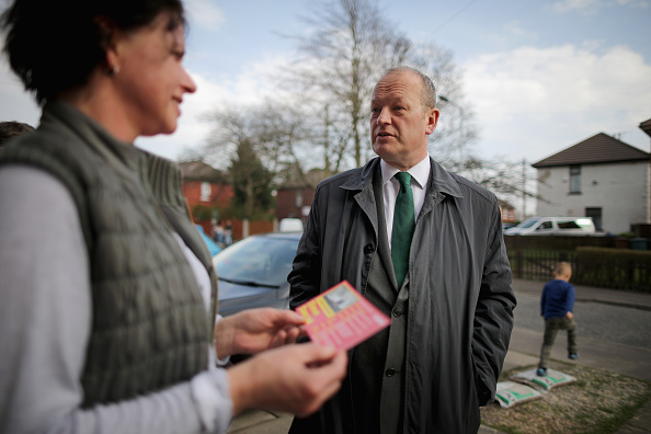 Politics and Government「Labour Party Candidate Simon Danczuk Campaigns Ahead Of The General Election」:写真・画像(19)[壁紙.com]