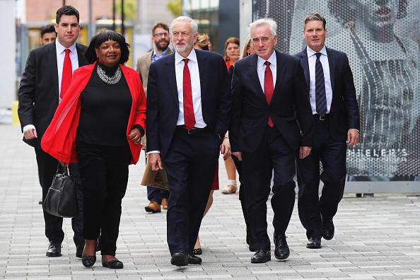 Organized Group「Jeremy Corbyn Addresses Labour Conference」:写真・画像(5)[壁紙.com]