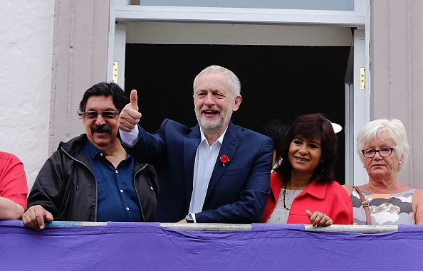 Architectural Feature「Jeremy Corbyn Attends The 132nd Durham Miner's Gala」:写真・画像(6)[壁紙.com]