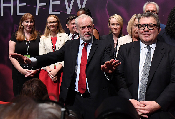 Shadow「Labour Party Conference 2017- Day Three」:写真・画像(1)[壁紙.com]