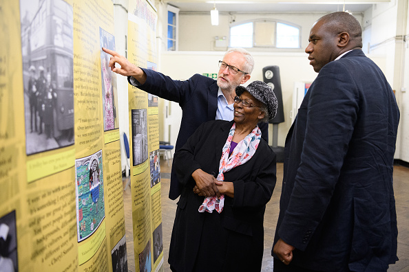 HMT Empire Windrush「Jeremy Corbyn Has Lunch With Elders From The Windrush Generation」:写真・画像(16)[壁紙.com]