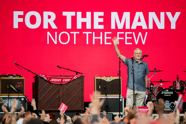 Heart「The Labour Party Holds A Festival Of Arts, Politics and Music」:写真・画像(1)[壁紙.com]