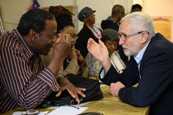 HMT Empire Windrush「Jeremy Corbyn Has Lunch With Elders From The Windrush Generation」:写真・画像(14)[壁紙.com]