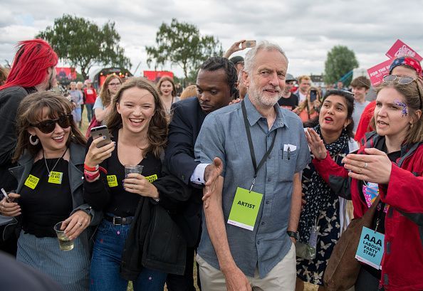Heart「The Labour Party Holds A Festival Of Arts, Politics and Music」:写真・画像(2)[壁紙.com]