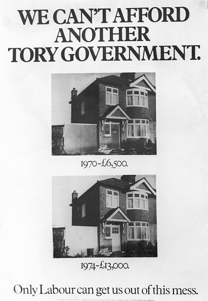 Conservative Party - UK「Labour Party Poster」:写真・画像(8)[壁紙.com]
