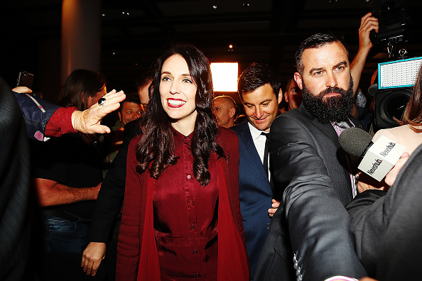 Arrival「Jacinda Ardern Awaits Election Results As Counting Continues」:写真・画像(9)[壁紙.com]