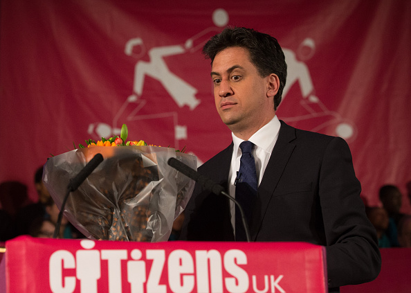 Politics and Government「Ed Miliband and Nick Clegg Attend Citizens UK Event In London」:写真・画像(18)[壁紙.com]