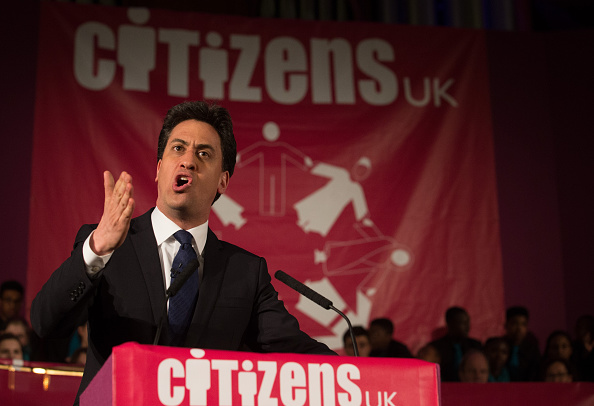 Politics and Government「Ed Miliband and Nick Clegg Attend Citizens UK Event In London」:写真・画像(19)[壁紙.com]