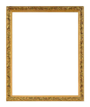 美術「ブランククラシックなフレーム」:スマホ壁紙(8)