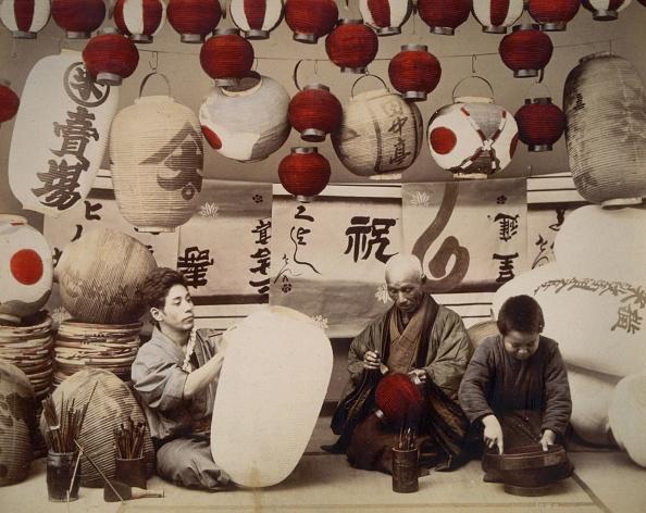 日本「Lantern Makers」:写真・画像(1)[壁紙.com]