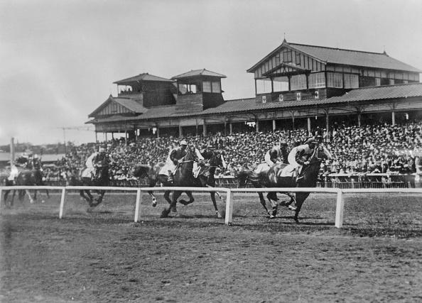 Horse Racing「Meguro Racecourse」:写真・画像(16)[壁紙.com]