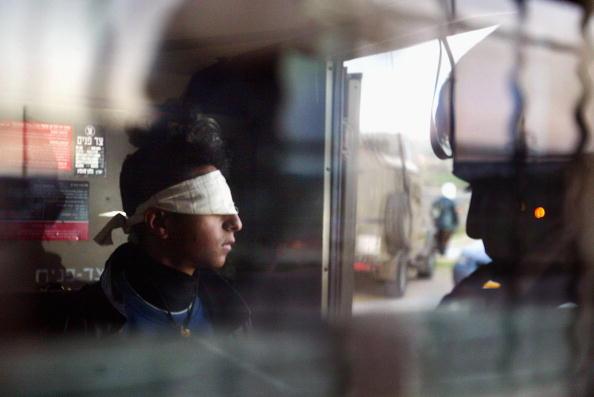 West Bank「Teenage Suicide Bomber Arrested At Border Crossing」:写真・画像(6)[壁紙.com]