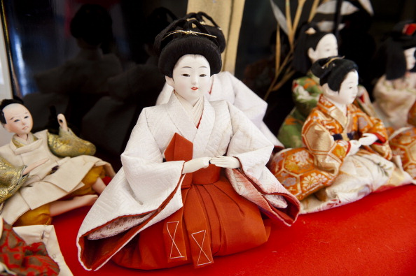 雛人形「Hina Dolls On Pyramid Display For Girls' Day」:写真・画像(11)[壁紙.com]