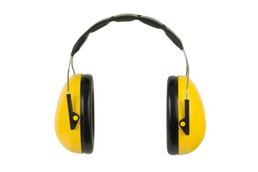 覆う「聴覚保護耳 Muffs」:スマホ壁紙(8)