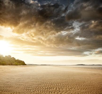 Beach「Beach Sunset」:スマホ壁紙(13)