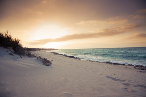 Western Australia「Beach Sunset Australia」:スマホ壁紙(2)