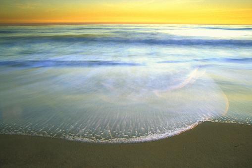 Malibu「beach sunset landscape」:スマホ壁紙(1)