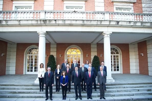Alberto Ruiz Gallardón「Mariano Rajoy and New Ministerial Team at La Moncloa」:写真・画像(12)[壁紙.com]