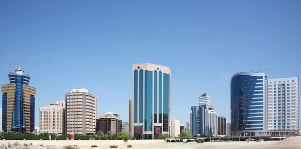 Panoramic「Diplomatic Area, Manama, Bahrain」:写真・画像(9)[壁紙.com]