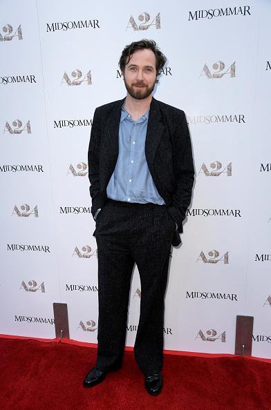 "Frazer Harrison「Premiere Of A24's ""Midsommar"" - Arrivals」:写真・画像(4)[壁紙.com]"